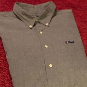 | New Adult Men's LS Dress Shirt | Chaps Size XL |